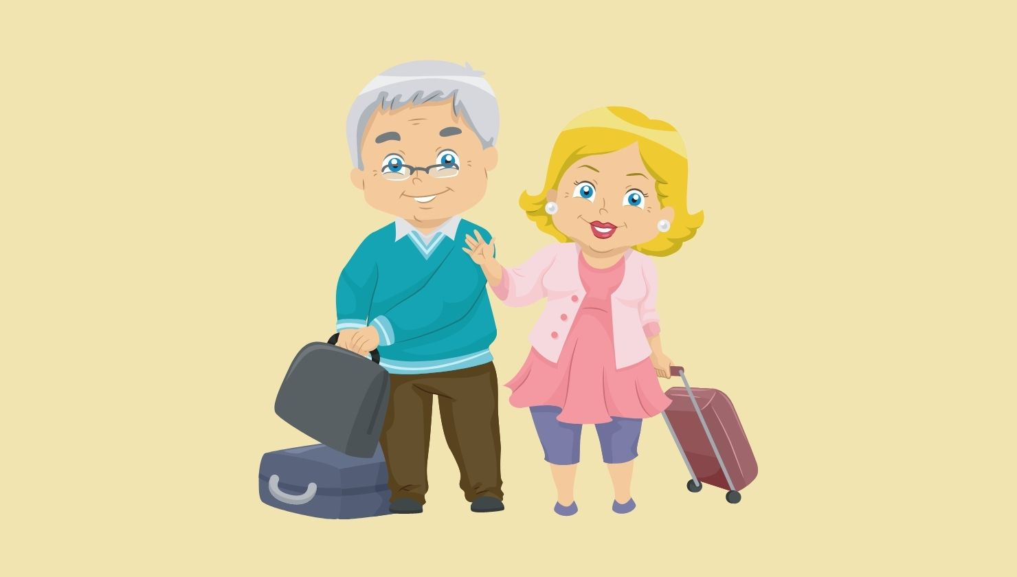 vacation ideas for retired couples