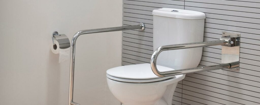bathrooms are critical areas for home modifications to reduce falls