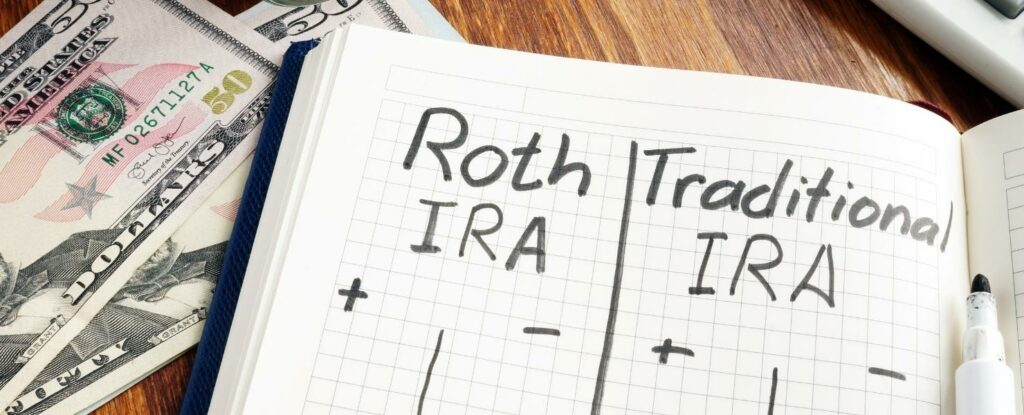 two of the best retirement plans are the roth ira or traditional ira
