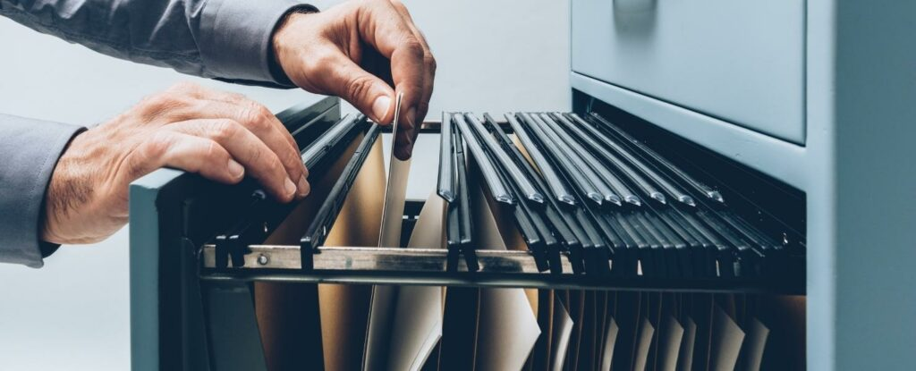store your documents when planning your estate