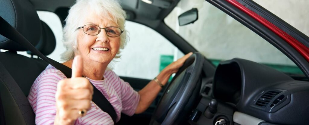 older drivers run several risks as they age